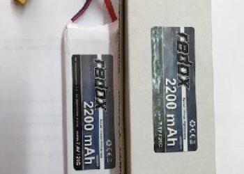 2článek LiPOL 2200mAh