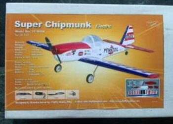 Super Chipmunk 1000mm